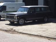 Chevrolet C10 Suburban 1986-85 Starter Motor V8-5.0L
