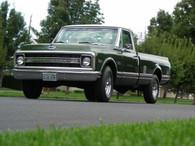 Chevrolet C20 1986-82 Starter Motor V8-5.7Lv