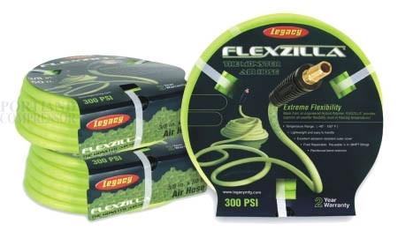 "Flexzilla Air Hose 1/4"" x 25'"