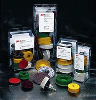 3M Bristle Roloc Disc Kit 18696 2""