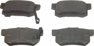 Brake Pads For Acura Vigor From Wagner Brake Products QC 537