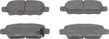 Brake Pads For Nissan Altima From Wagner ThermoQuiet PD905 Brake ...