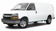 Chevrolet Express  1500 2010- 07