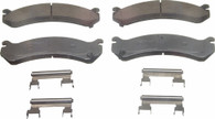 Brake Pads For Cadillac DeVille From Wagner ThermoQuiet QC784 Brake Pads