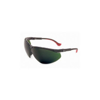 Uvex S3307 Genesis XC Safety Eyewear, Black Frame, Shade 5.0 Infra-Dura Ultra-Dura Hardcoat Lens