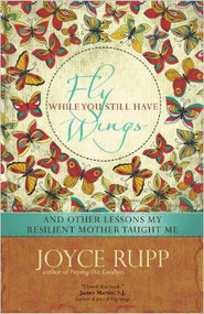 "In this heartfelt memoir about her mother Hilda's final years, Joyce Rupp shares the lessons her mother taught her, especially to ""fly while you still have wings."" As a poor farmer's wife and the mother of eight living on rented land in Maryhill, Iowa, Hilda lived a life of hard labor and constant responsibility–from milking cows and raising chickens to keeping the farm's financial ledger. Rupp shows how the difficulties of her mother's early years and family life, including the loss of a twenty-three-year-old son, forged a resilience that guided her through the illnesses and losses she faced in later years. This affectionate profile of their relationship is, at the same time, an honest self-examination, as Rupp shares the ways she sometimes failed to listen to, accept, and understand her mother in her final years."