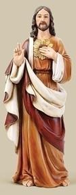 "Sacred Heart of Jesus, 24"""
