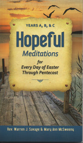 Hopeful Meditations for Everyday of Easter Through Pentecost