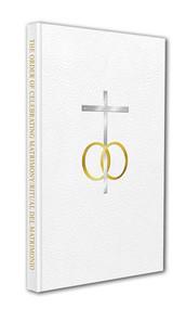Bilingual Edition: The Order of Celebrating Matrimony/Ritual del Matrimonio-see details under product description.