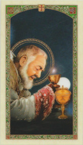 Stay with me, Lord, Prayer for after communion. Padre Pio