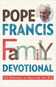 Take a few short minutes every day to grow in faith together as a family! With the Pope Francis Family Devotional, you will find inspiration at your fingertips with a quote from the Holy Father followed by a simple reflection grounded in the everyday realities of family life.  Use at dinnertime to guide prayer and conversation, or at breakfast or bedtime as the perfect start or close to each day's activities.