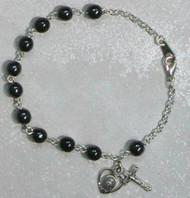 Adult Hematite Bracelet