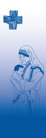 Mother Teresa Banner