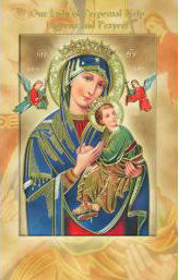Novena Booklet-Our Lady of Perpetual Help