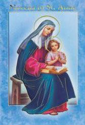 Novena Booklet, St. Anne