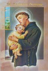 Novena Booklet-St. Anthony