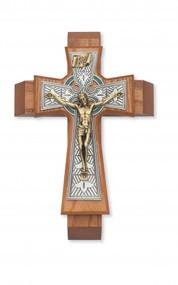 Celtic Crucifix - Sick Call Set