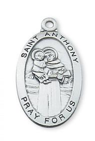 Saint Anthony Medal - L550AN