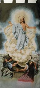 The Resurrection Woven Banner