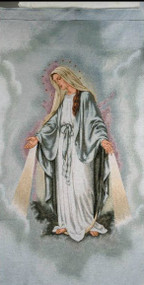Merciful Mother Woven Banner
