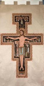 Damiano Cross Woven Banner