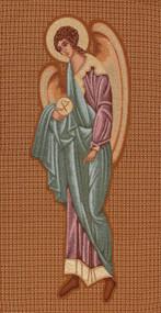 Byzantine Angel Woven Banner II