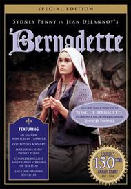 Bernadette,Special Edition 150th Anniversary of Lourdes DVD ~