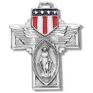 Military Miraculous Medal