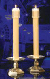 Altar Candles-Unbleached