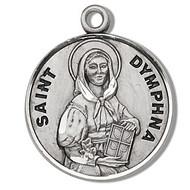 Saint Dymphna Medal