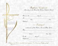 Pre Printed Certificates