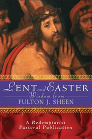 Timeless words from the pen of Bishop Fulton J. Sheen inspire the heart and imagination as readers embark on a Lenten journey toward a better understanding of their spiritual selves. Covering the traditional themes of Lent--sin and salvation, death and Resurrection, sorrow and hope, ashes and lilies--these 50 passages and accompanying mini-prayers offer readers a practical spiritual program as a retreat from the cares and concerns of a secular world view.