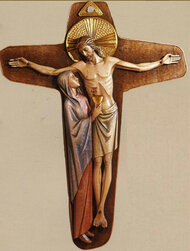 Mother Under the Cross Corpus