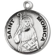 Saint Monica Medal