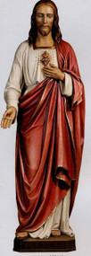 Sacred Heart Statue 100