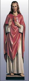 Sacred Heart Statue 21