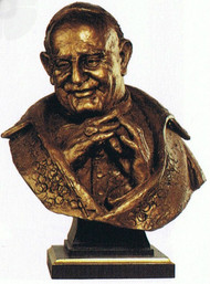 Saint John XXIII Bust