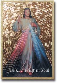 Divine Mercy  Plaque
