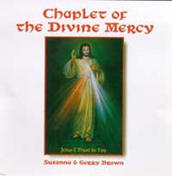 Chaplet of the Divine Mercy CD by Susanna