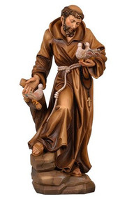 St. Francis Statue 213