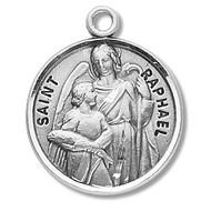 Saint Raphael the Archangel Medal