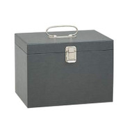 """Accommodates a chalice 9-1/8""""H x 6-1/4"""" W. x 6-1/2"""" D. Case will hold 6-1/2"""" paten."""