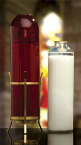 Brass Stand for 14-Day Sanctuary Light
