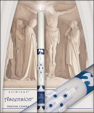 Paschal Candle ~ Ascension