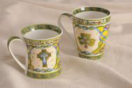 Bone China Irish Mugs