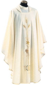 Picture shows Chasuble 714