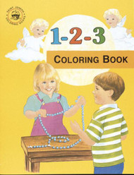 Coloring Book - Catholic 1, 2, 3