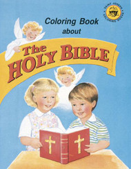 Coloring Book - The Holy Bible