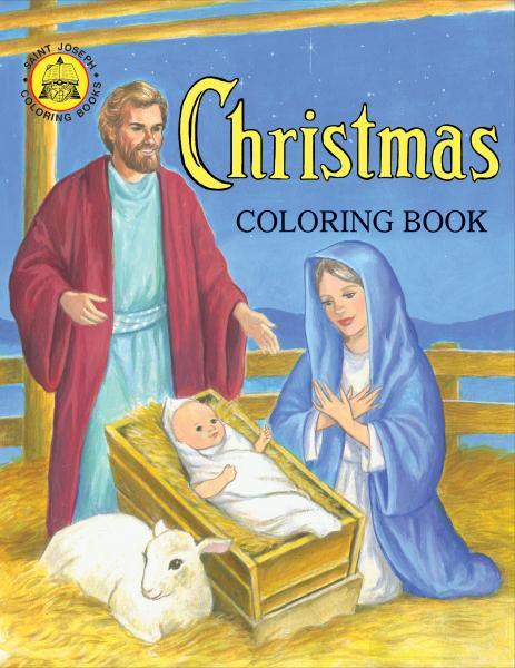 ... Advent & Christmas Advent & Christmas Books Christmas Coloring Book