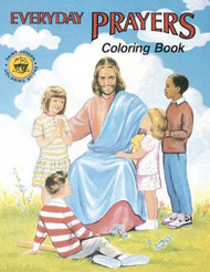 Coloring Book, Every Day Prayers